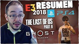 E3 2018 - SONY a medio camino entre la BRILLANTEZ y la CONFUSIÓN