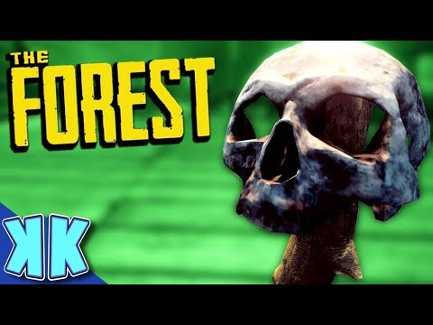 The Forest - FEARSOME FURNITURE! - Forest Fridays - #7