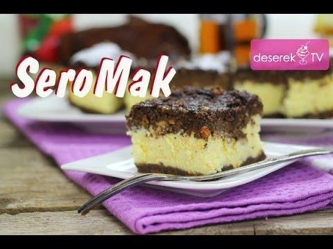 Seromakowiec Przepis Na Sernik Z Makiem Od Deserek.TV
