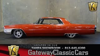 952 tpa 1965 Cadillac Deville V-8 Small Block 4 Speed Automatic