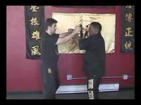 Wing Chun (TWC) Chi Sao basic principles 1