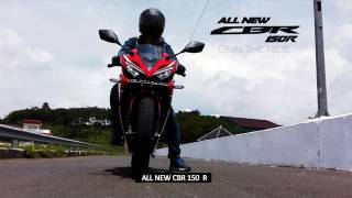 First Project- Iklan ALL NEW CBR 150R
