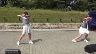 2016/05/15 13時50分~ 城天あいどるストリート Vol.8 大阪城公園 pomme...