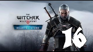The Witcher 3: Hearts of Stone - Gameplay Walkthrough Part 16: The Vault