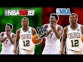 10 Players Heights That Are WRONG In NBA 2K19