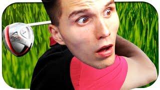 ZOMBEY HAT MICH ENDLICH EINGELADEN! ☆ Golf it!