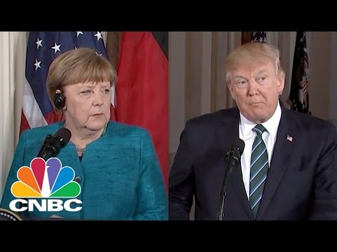 President Donald Trump: I Don't Want Victory On Trade Deals, I Want Fairness | Power Lunch | CNBC