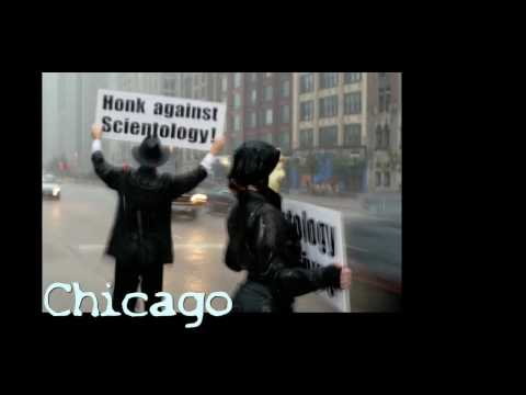 Anonymous 13 sept 2008 Global Protest against $cientology brainwashing