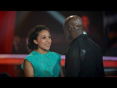 Michelle Martinez Sings Lady Marmalade : The Voice Australia Season 2