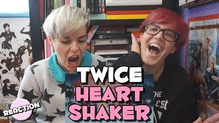 TWICE (트와이스) - HEART SHAKER ★ MV REACTION