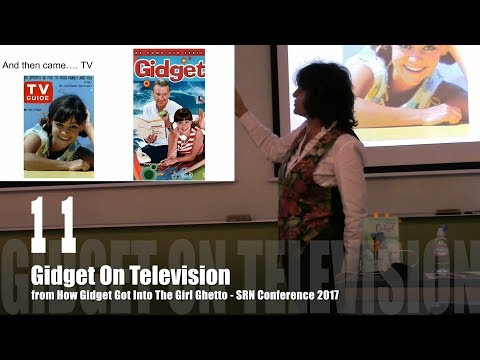 11 Gidget On Television from How Gidget Got Into the Girl Ghetto