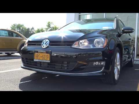 Ide VW Customer Testimonial Bill Golf Sportwagen TDI- Rochester, NY Car Dealer