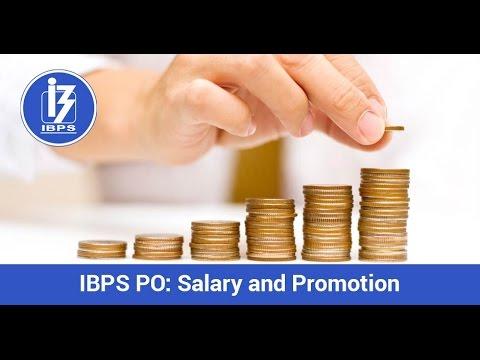 SALARY OF BANK PO  PSB!!!