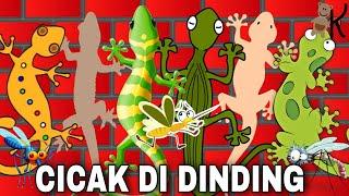 Download lagu Cicak Cicak Di Dinding | Lagu Anak | Bermain dan Bernyanyi | Kancaku