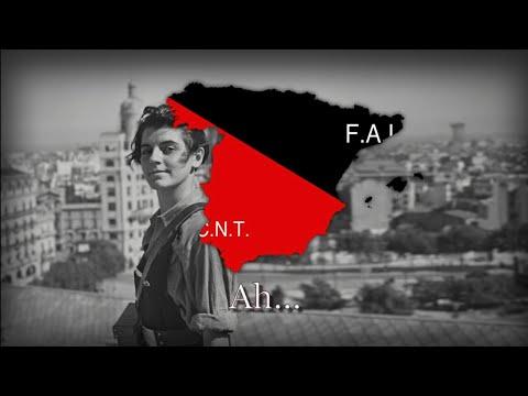 """""""Hijos del pueblo"""" - Spanish Anarchist Song"""
