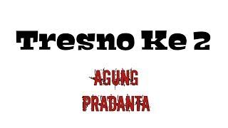 Gambar cover Tresno Ke 2 Lirik Agung Pradanta ft Sasha Anezka
