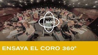 Vídeo VR 360º: Ensaya el coro del Teatro Real