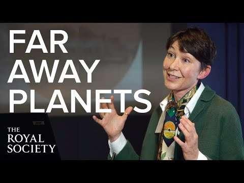 Exploring Exoplanets | Lightning Lectures | Royal Society