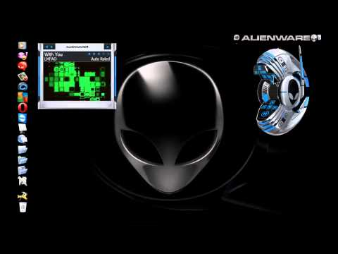 Alienware Music Player