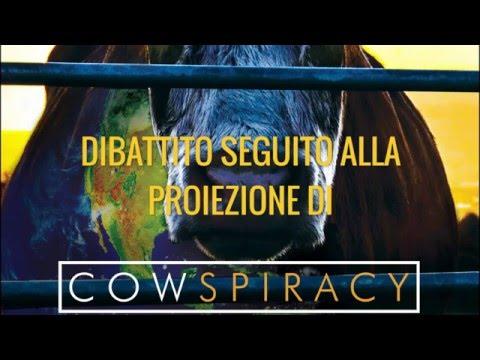 Cowspiracy - Dibattito