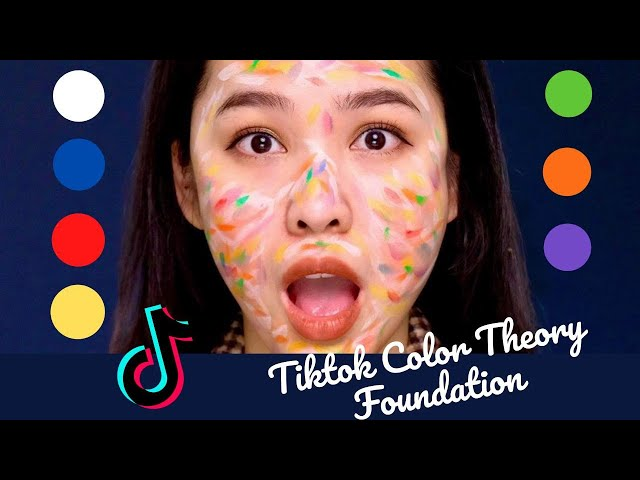 [Quach Anh Makeup Artist] Quach Anh's Reaction : Trend trang điểm bằng 3 màu cơ bản ❤️💙💛 Mình làm 7 màu được ko?
