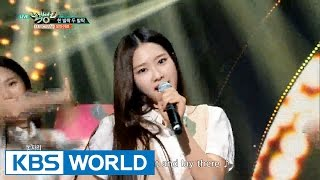 Oh My Girl -  Step By Step | 오마이걸 - 한 발짝 두 발짝 [Music Bank HOT Stage / 2016.05.06]