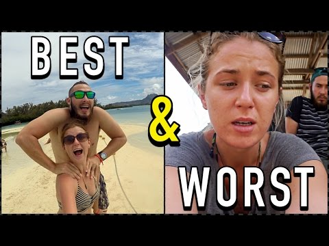 BEST AND WORST TRAVEL MOMENTS OF 2016!
