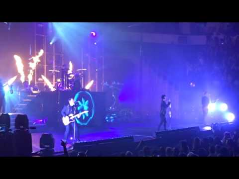 Panic! At the Disco - Emperor's New Clothes (Live in Allen Texas, Allen Event Center March 31, 2017)