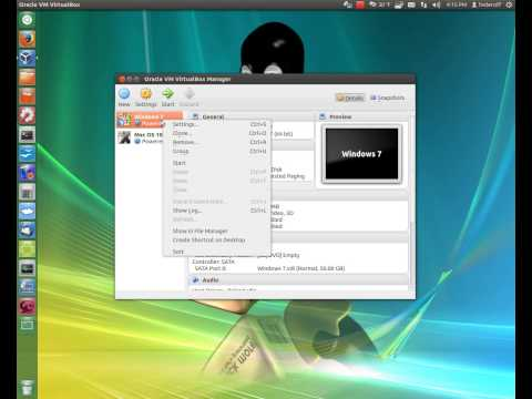 Autostart VirtualBox on Ubuntu 12.04