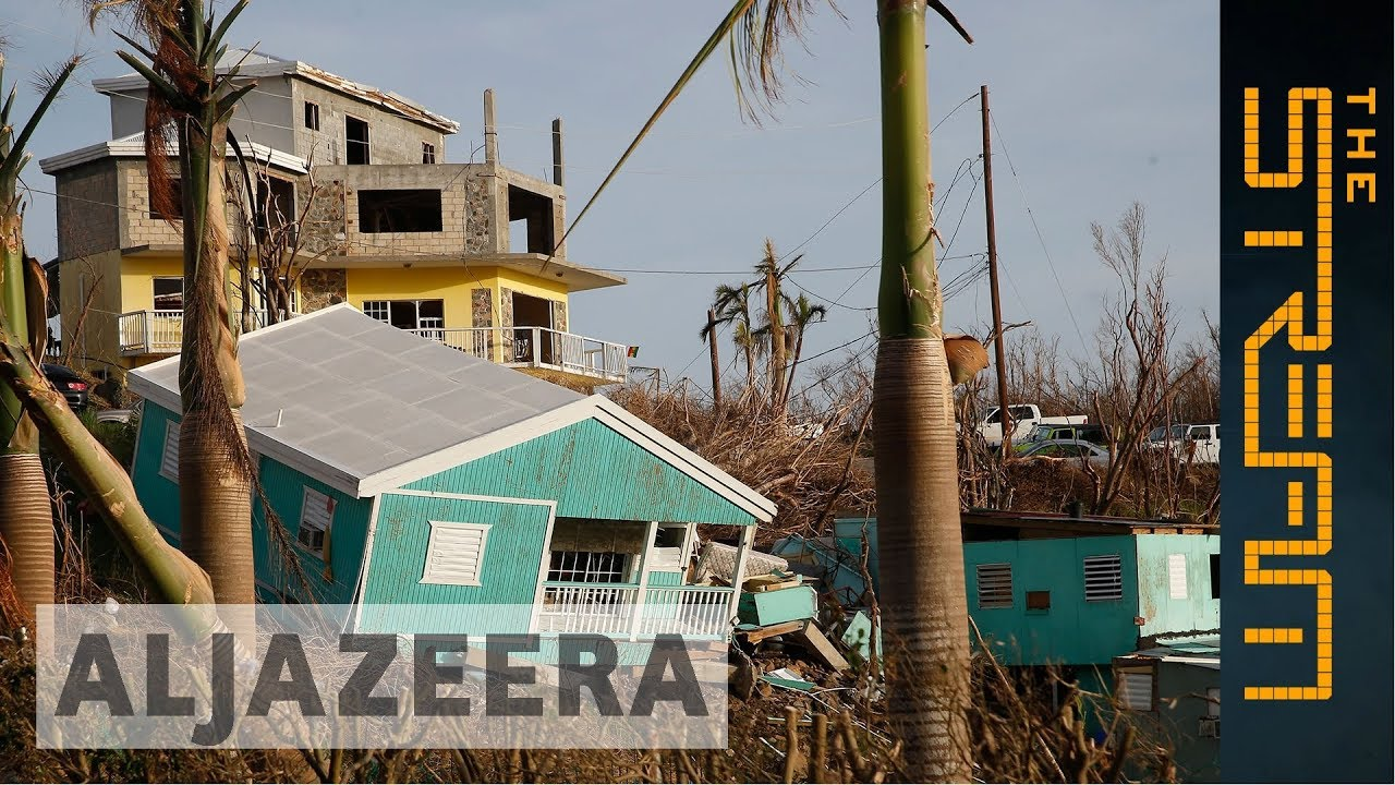 What can be done to help Caribbean nations recover from Irma? - The Stream