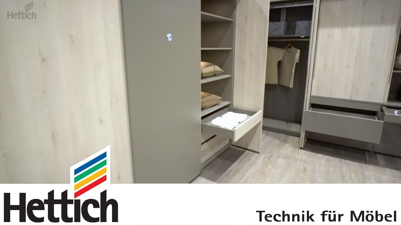 Rs Möbel Aachen Win Storage The Large Wardrobe At Interzum 2017