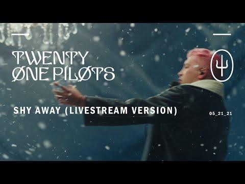 "Twenty One Pilots – ""Shy Away (Livestream Version)"""