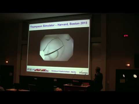 La formation en endoscopie vue d'Allemagne - Pr. J. HOCHBERGER (Berlin, All., Hôp. Friedrichshain)