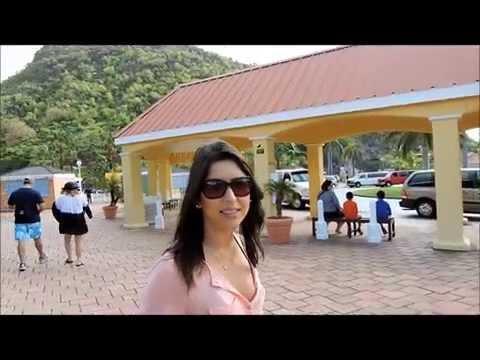 Férias no Cruzeiro Allure Of The Seas, U.S Ilhas Virgens e St. Maarten - parte 2