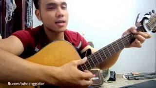 [Guitar] Hướng Dẫn: Anh Cứ Đi Đi (Hari Won) - Full Hợp Âm Màu Intro Tú Hoàng Guitar