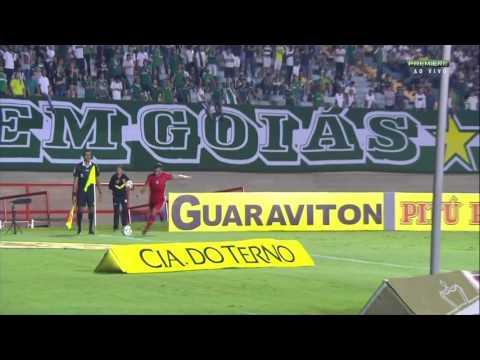 Goiás 4 x 1 Boa Esporte - Melhores Momentos HD 13/06/2017