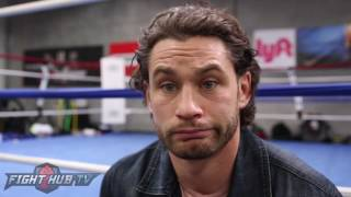 CHRIS ALGIERI RECALLS PACQUIAO'S SURPRISING POWER