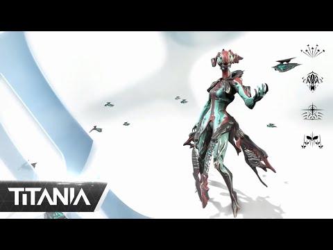 [Warframe Profile] Titania | The pixie, the unseen. thumbnail