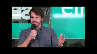 Gut recherchierte Comedy von David Kebe - NightWash live