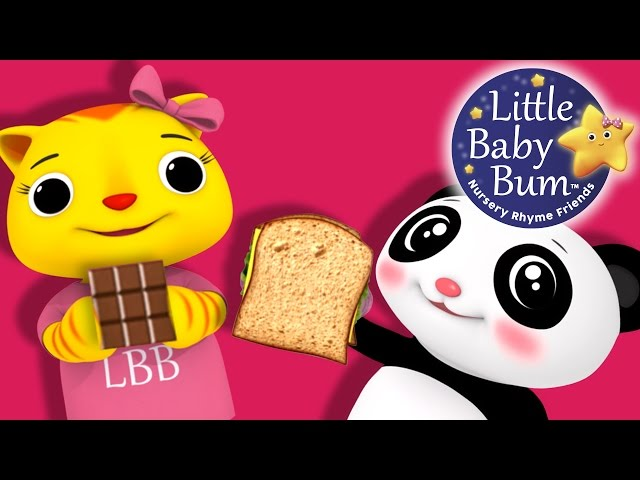 Little Baby Bum | Shapes Songs | Nursery Rhymes for Babies | Songs for Kids