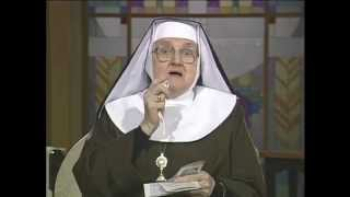 Mother Angelica Live - SCAPULAR AND ST. JAMES - 6/19/1996