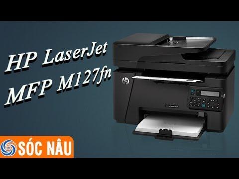 Hp Laserjet Pro M127fn драйвер скачать