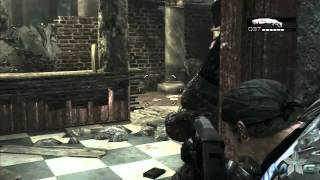Gears of War 1 The Long Road Home- Part 1