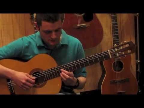Ventura Bruno 1970s V-1583 Classical Guitar