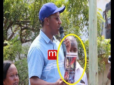 Makonda alivyotinga Kariakoo na Wasanii wa Bongo movies leo Aprili 19