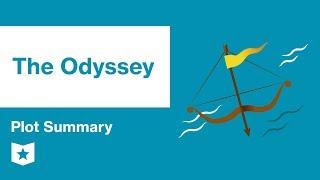 The Odyssey by Homer   Plot Summary