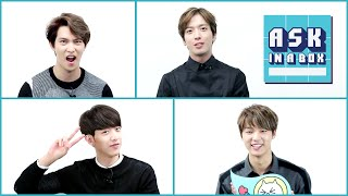 ASK IN A BOX: CNBLUE(씨엔블루) _ Cinderella(신데렐라) [ENG/JPN/CHN ...