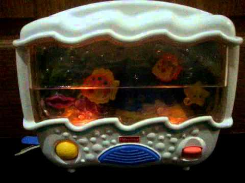 Fisher Price Ocean Wonders Aquarium Soothing Music Crib Mobile By Www.iceandnut.pantown.com