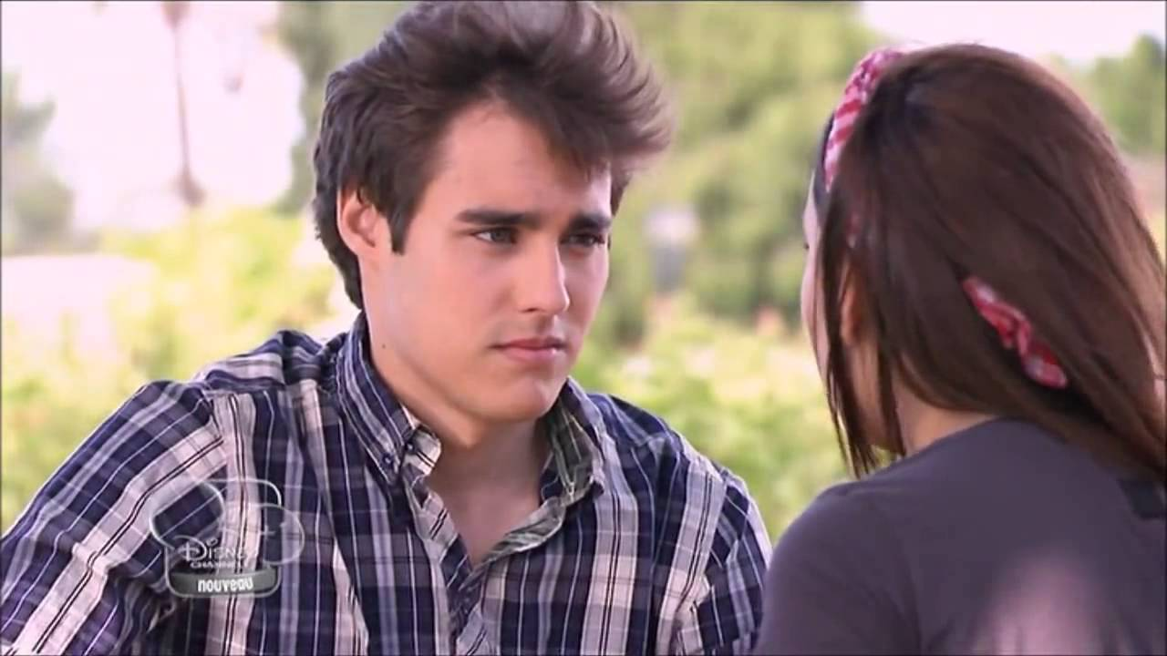Violetta 2 la rupture de leon et lara youtube - Photo de leon de violetta ...