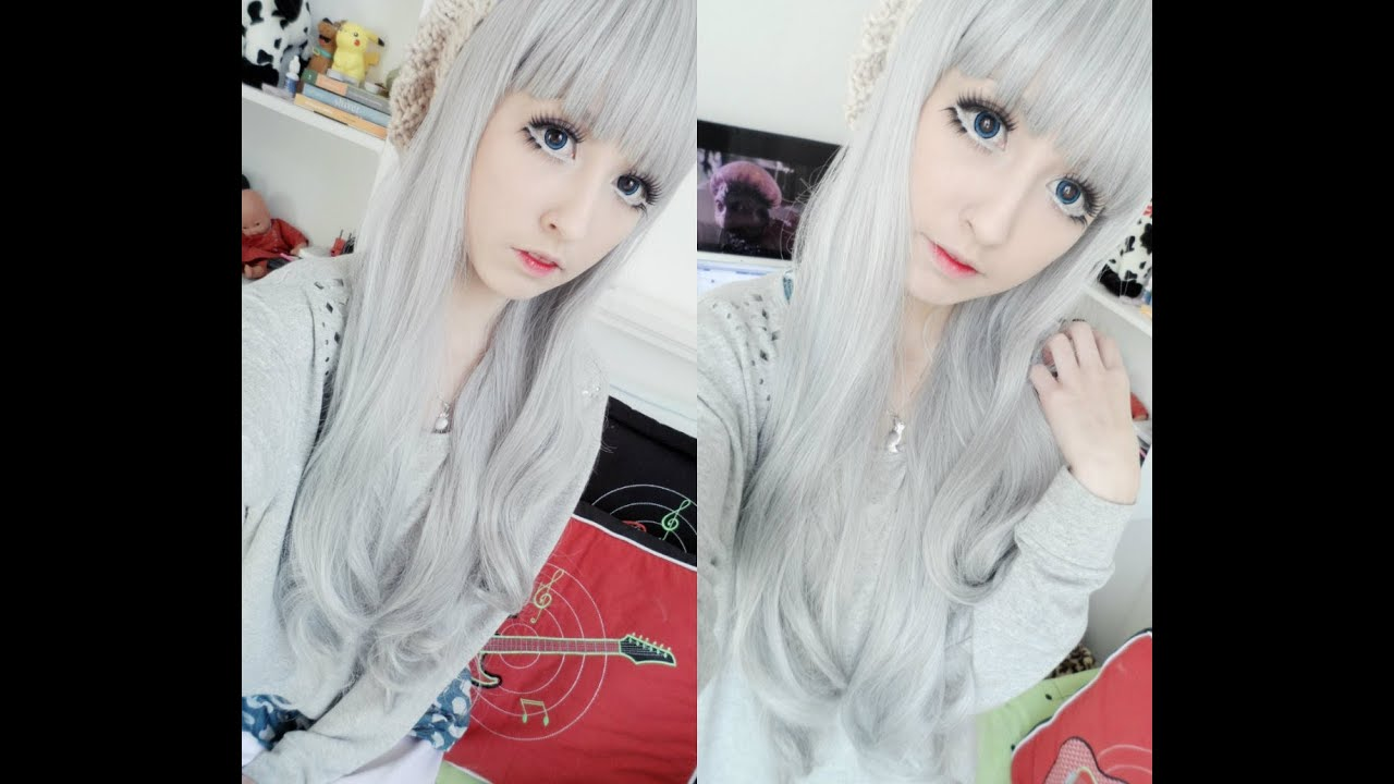 Human Doll makeup #1 -...